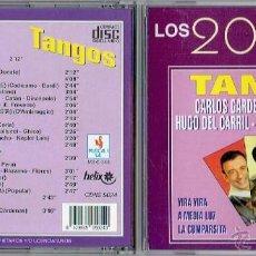 CDs de Música: LOS 20 MEJORES TANGOS CD. Lote 47772172