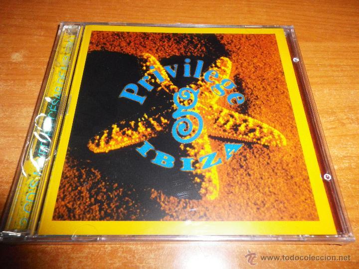 PRIVILEGE & IBIZA DOBLE CD ALBUM PRECINTADO BLANCO Y NEGRO GISELE JACKSON  DJ SNEAK REVELATION 2 CD
