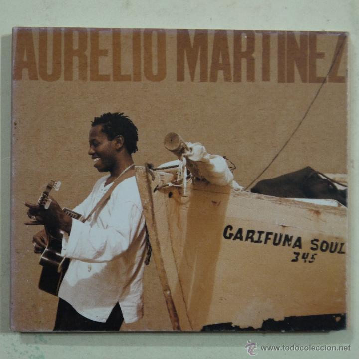 aurelio martinez garifuna soul