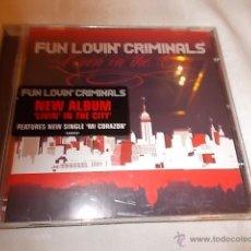 CDs de Música: FUN LOVIN CRIMINALS LIVIN' IN THE CITY. Lote 47791801
