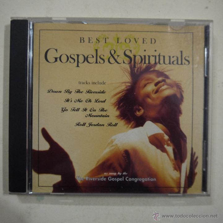 BEST LOVED GOSPELS & SPIRITUALS - RIVERSIDE GOSPEL CONGREGATION - CD (Música - CD's Jazz, Blues, Soul y Gospel)