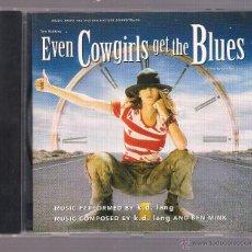 CDs de Música: K. D. LANG - EVEN COWGIRLS GET THE BLUES (CD 1993 WARNER BROS) . Lote 47850740