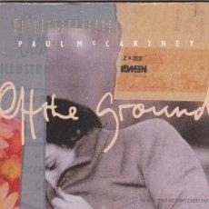 CDs de Música: PAUL MCCARTNEY - OFF THE GROUND - CD SINGLE. Lote 47853165