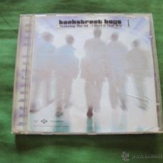 CDs de Música: CD BACKSTREET BOYS MILLENNIUM. Lote 47868376