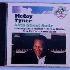 CDs de Música: MCCOY TYNER - 44TH STREET SUITE (CD). Lote 47872166
