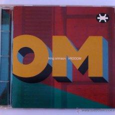 CDs de Música: KING CRIMSON - VROOOM (CD). Lote 47872455