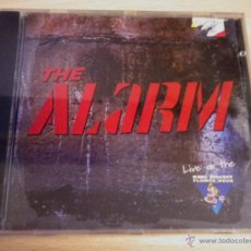 CDs de Música: THE ALARM (CD) ***LIVE ON THE...*** (NUEVO PRECINTADO). Lote 47875234
