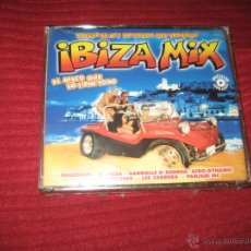 CDs de Música: IBIZA MIX 2003 NUEVO PRECINTADO DIFICIL. Lote 47878401