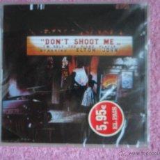 CDs de Música: ELTON JOHN DON'T SHOOT ME I'M ONLY THE PIANO PLAYER CD LOS DISCOS DE TU VIDA 1 EL PAIS 2003. Lote 47881973