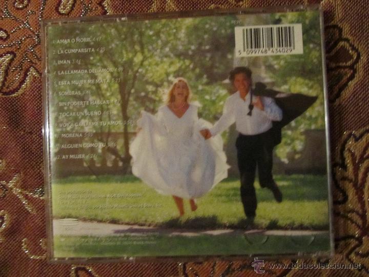 CDs de Música: CD DE JOSE LUIS RODRIGUEZ EL PUMA- TITULO LA LLAMADA DEL AMOR-12 TEMAS- ORIGINAL DEL 96- NUEVO - Foto 2 - 47891778