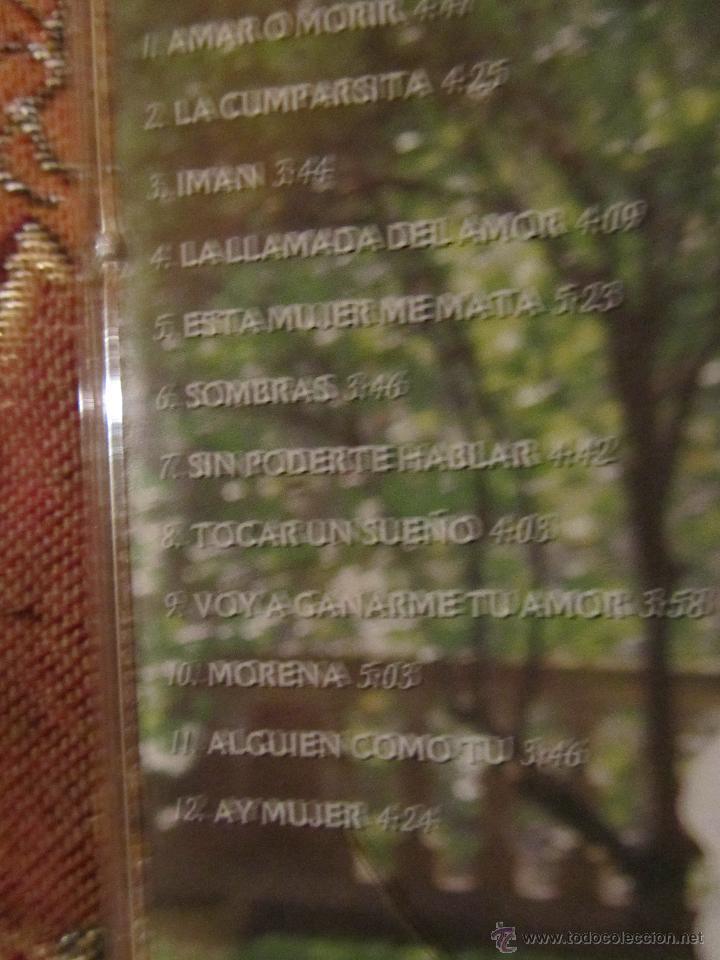 CDs de Música: CD DE JOSE LUIS RODRIGUEZ EL PUMA- TITULO LA LLAMADA DEL AMOR-12 TEMAS- ORIGINAL DEL 96- NUEVO - Foto 3 - 47891778