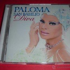 CDs de Música: PALOMA SAN BASILIO / DIVA / GRANDES EXITOS / LO MEJOR DE / 2 CD. Lote 47901356
