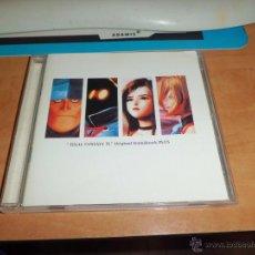 CDs de Música: FINAL FANTASY IX DE NOBUO UEMATSU ED. JAPONESA MUY DIFICIL COLECCIONISTAS. Lote 47906061