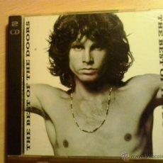 CDs de Música: THE BEST OF THE DOORS- 2 CDS. Lote 47910520
