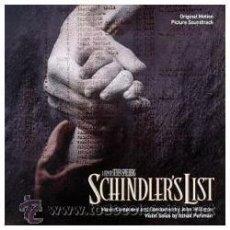 CDs de Música: B.S.O.THE LA LISTA DE SCHINDLER. Lote 47910702