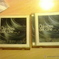 CDs de Música: CLASICOS DEL CINE-2 CDS. Lote 47910744