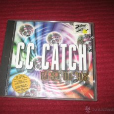 CDs de Música: C.C. CATCH ?– BEST OF '98 DIFICIL, HARD, 18 VERSIONES + 2 MEGAMIXES DANCE 80. Lote 47917668