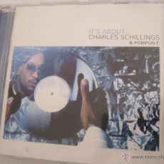 CDs de Música: CHARLES SCHILLINGS---IT'S ABOUT. Lote 47930275