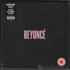 CDs de Música: BEYONCE - '' BEYONCE '' PLATINUM EDITION 2 CD + 2 DVD SEALED. Lote 47939825