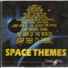 CDs de Música: CD SPACE THEMES ( STAR WARS, STAR TREK, DUNE, CLOSE ENCOUNTERS, E.T. EMPIRE STRIKES BACK , ETC ). Lote 47941274