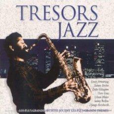 CDs de Música: COFRE 3 CD : TRÉSORS DU JAZZ. Lote 47950561