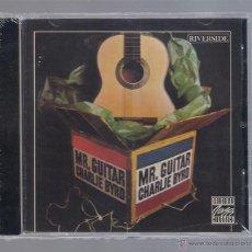 CDs de Música: CHARLIE BYRD - MR. GUITAR (CD 1998 ORIGINAL JAZZ CLASSICS) JAZZ. NUEVO PRECINTADO. Lote 47962356