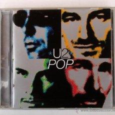 CDs de Música: U2 - POP (CD) 1997 - 12 TEMAS. Lote 47963517