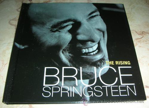 BRUCE SPRINGSTEEN - THE RISING - CD + LIBRETO (Música - CD's Rock)