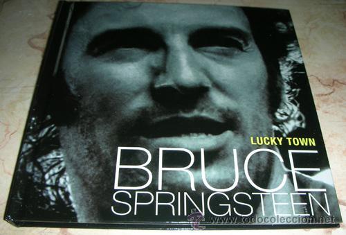 BRUCE SPRINGSTEEN - LUCKY TOWN - CD + LIBRETO (Música - CD's Rock)