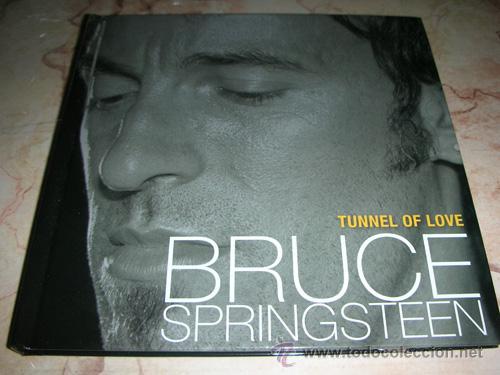 BRUCE SPRINGSTEEN - TUNNEL OF LOVE - CD + LIBRETO (Música - CD's Rock)