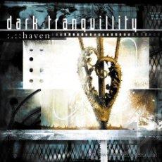 CDs de Música: DARK TRANQUILLITY - HAVEN, FUNDA CARTON, 4 TEMAS EXTRAS. Lote 47976136