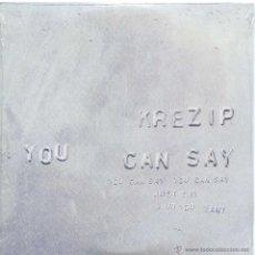 CDs de Música: KREZIP / YOU CAN SAY / REARRANGE (CD SINGLE CARTON 2002). Lote 47976423