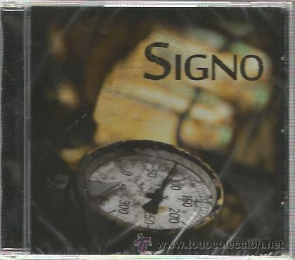 SIGNO (Música - CD's Heavy Metal)