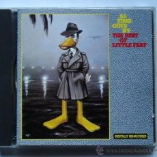 CDs de Música: LITTLE FEAT - AS TIME GOES BY THE BEST OF (CD WB). Lote 47979945