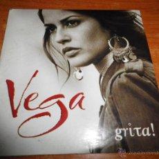 CDs de Música: VEGA GRITA CD SINGLE PROMOCIONAL DE CARTON AÑO 2003 OPERACION TRIUNFO CONTIENE 1 TEMA. Lote 64410797