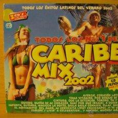 CDs de Música: CARIBE 2002 - 3 CDS.. Lote 47992774