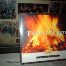 CDs de Música: FIESTA CALIENTE 2 CDS-DESCATALOGADO. Lote 47994376
