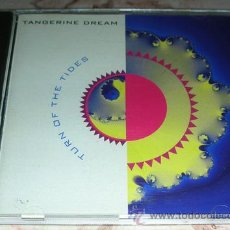 CDs de Música: TANGERINE DREAM - TURN OF THE TIDES - CD. Lote 47994896