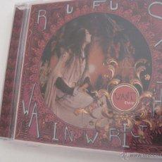 CDs de Música: RUFUS WAINWRIGHT---WANT TWO. Lote 47995212