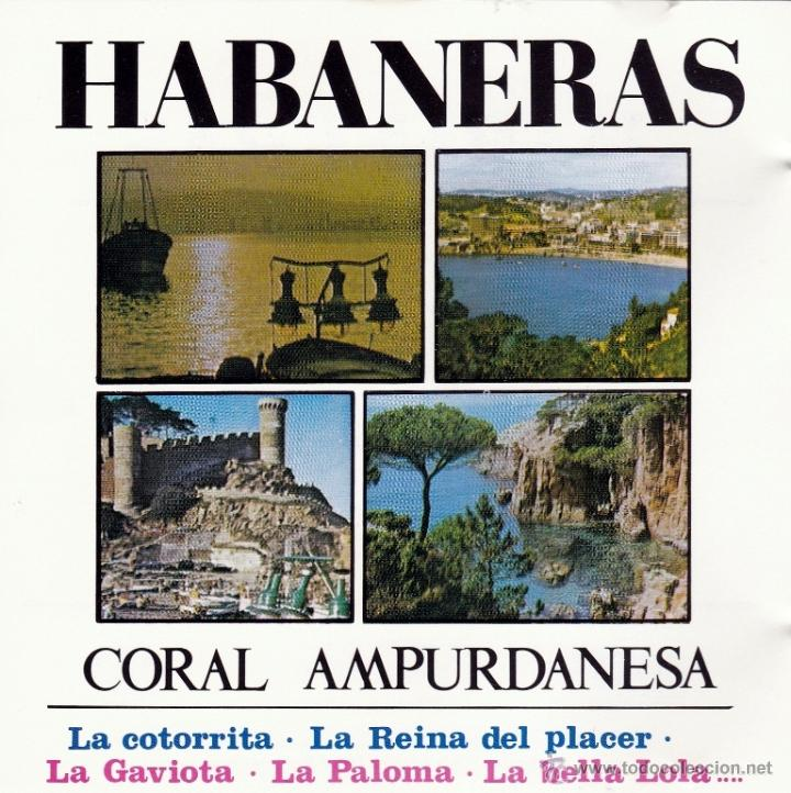 VARIOS - HABANERAS - CD (Música - CD's Otros Estilos)