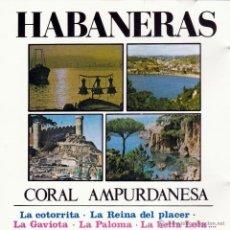 CDs de Música: VARIOS - HABANERAS - CD. Lote 47995485
