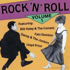 CDs de Música: VARIOS - ROCK 'N' ROLL, VOL. 1 - CD. Lote 47996230