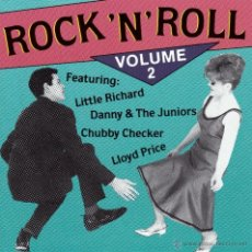 CDs de Música: VARIOS - ROCK 'N' ROLL, VOL. 2 - CD. Lote 47996242