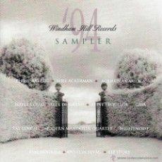 CDs de Música: VARIOS - WINDHAM HILL SAMPLER '94 - CD. Lote 47996502