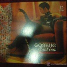 CDs de Música: GOTHIC EROTICA 6 CDS. Lote 48007538