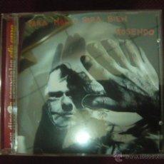 CDs de Música: CD ROSENDO. PARA BIEN O PARA MAL.. Lote 134950957