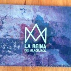 CDs de Música: LA REINA DEL BLACKJACK. Lote 48019281