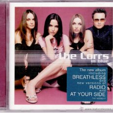 CDs de Música: THE CORRS - IN BLUE. Lote 48096447
