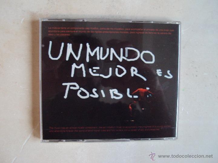 CDs de Música: LA FURA DELS BAUS, XXX, ADULTS ONLY, DOBLE CD 2002. - Foto 6 - 48102603