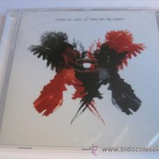 CDs de Música: KINGS OF LEON - '' ONLY BY THE NIGHT '' CD EU SEALED. Lote 48142347